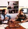 Ron Bradford and Steve Lehner