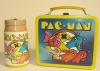 Lunch Box with imagery of Pac-Man