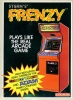 Box art for ColecoVision port of Frenzy