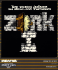 Box art for Zork I, Atari ST version
