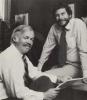 Joe Keenan and Nolan Bushnell, 1982