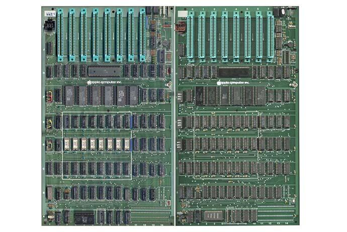 Apple II Replica