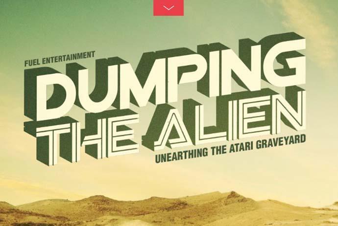 Dumping The Alien