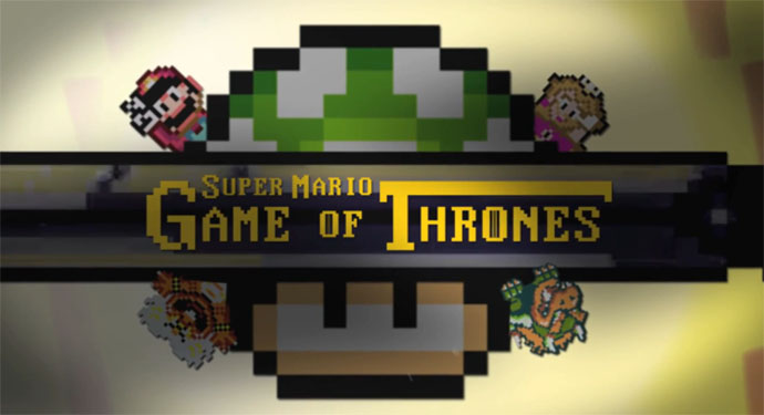 Game of Thrones / Super Mario World