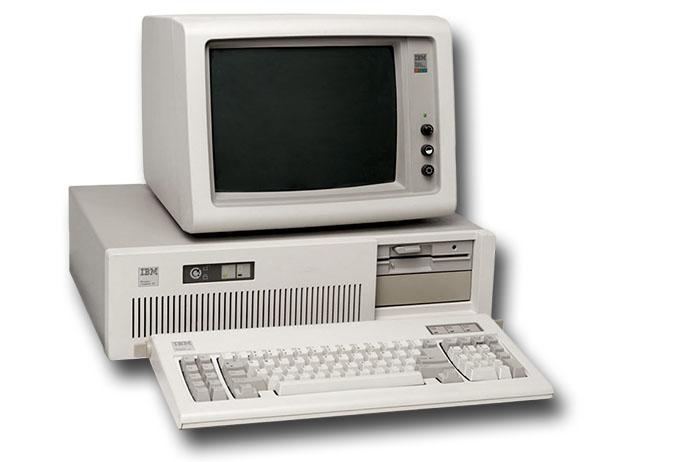 IBM AT Typ 5170