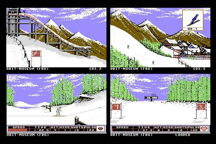 Bild des Tages: Winter Games
