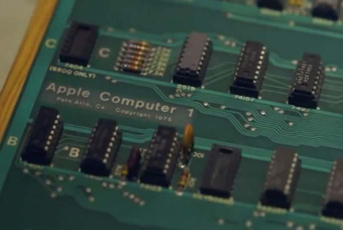 Apple I, Bloomberg