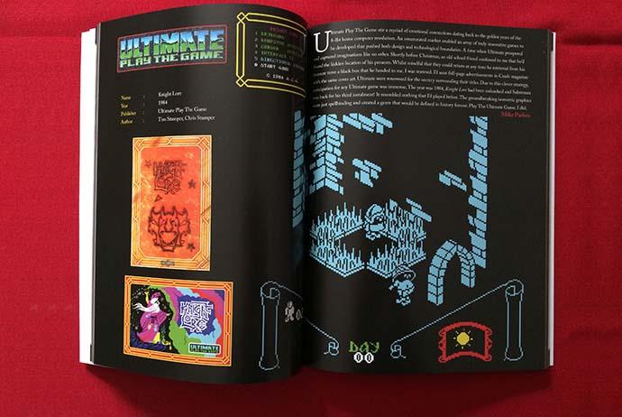 Sinclair ZX Spectrum in Pixels Vol.1