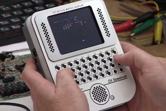 ZX Spectrum Mod