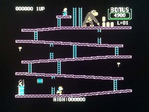 MIST Apple II