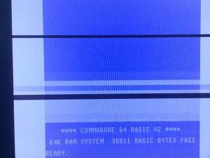 MIST C64 50 Hz Problem