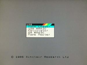 MIST ZX Spectrum