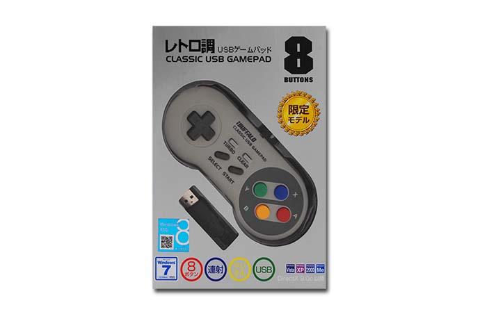 Buffalo USB Gamepad