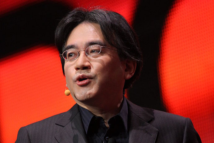 Satoru Iwata - CC BY 2.0 - Official GDC