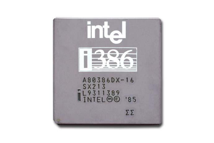 Intel i386DX, CC-BY-SA, Konstantin Lanzet