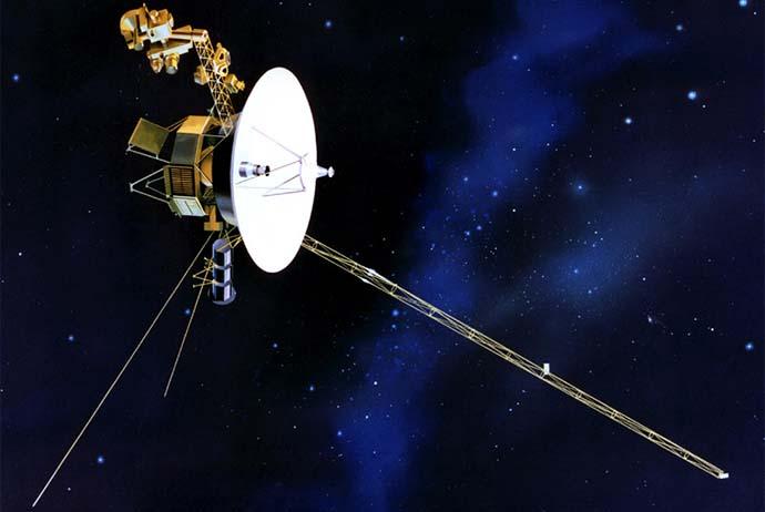 Voyager 2, NASA