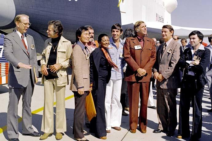 Enterprise, NASA