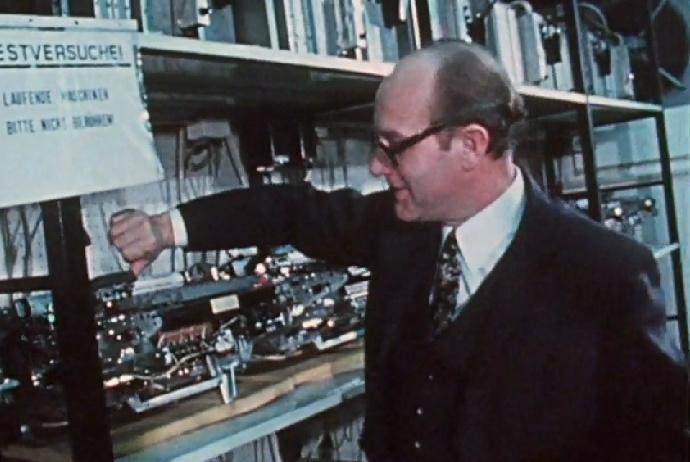 WDR Dokumentation - Heinz Nixdorf