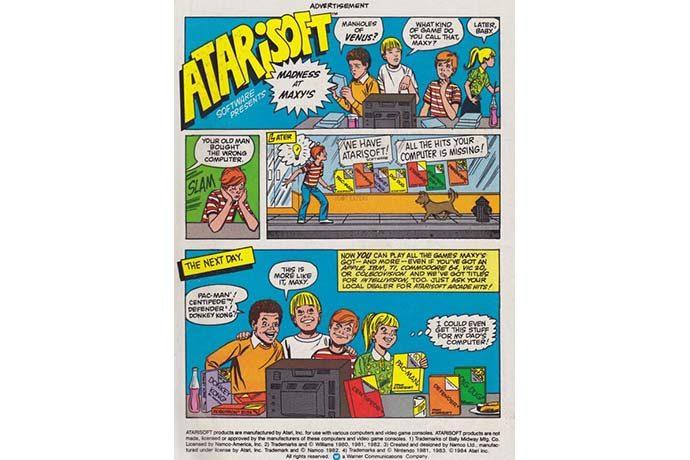 Atarisoft 1984