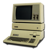 Apple III mit Profile