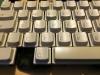 Gereinigte Tastatur
