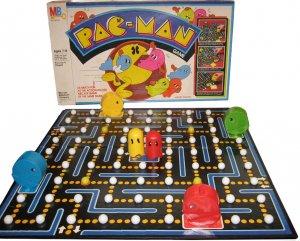 Pac-Man board game