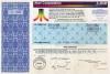 Atari stock certificate