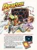 Magazine ad for Atari VCS/2600 Reactor