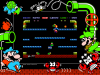 The Mario Bros. can work together…. or not