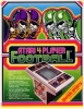 Atari 4 Player Football