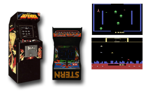 Automatenspiele 80er