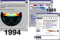 Vor 25 Jahren: Microsoft stellt seine erste Homepage online