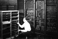 Vor 75 Jahren: Der ENIAC wird der Öffentlichkeit vorgestellt