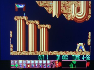 MIST Atari ST Lemminge