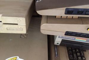 Schmutzige C64