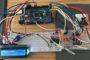 Speichertester für 2114 und 6550 SRAM Chips (Prototyp)