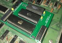 6502 RAM/ROM Adapter für Commodore PET/CBM