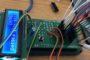 Speichertester für SRAM Chips (Arduino Shield Prototyp)
