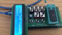 Speichertester für SRAM Chips für Arduino Mega 2560