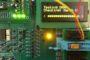 Retro Chip Tester testet MK4008