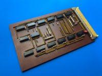 Bild des Tages: Platine mit DTL-Technologie