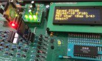 Retro Chip Tester per WiFi ansprechen