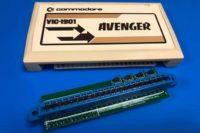Retro Chip Tester liest VC20 Cartridges aus