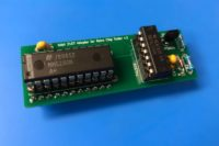 Intel 2107 Adapter für Retro Chip Tester erhältlich